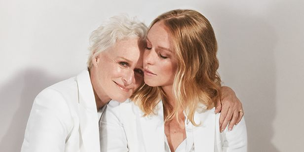 Glenn Close And Daughter Annie Starke For Stella Mccartney