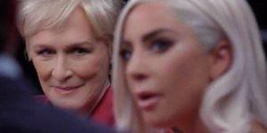 Glenn Close en Lady Gaga bij de Golden Globes 2019