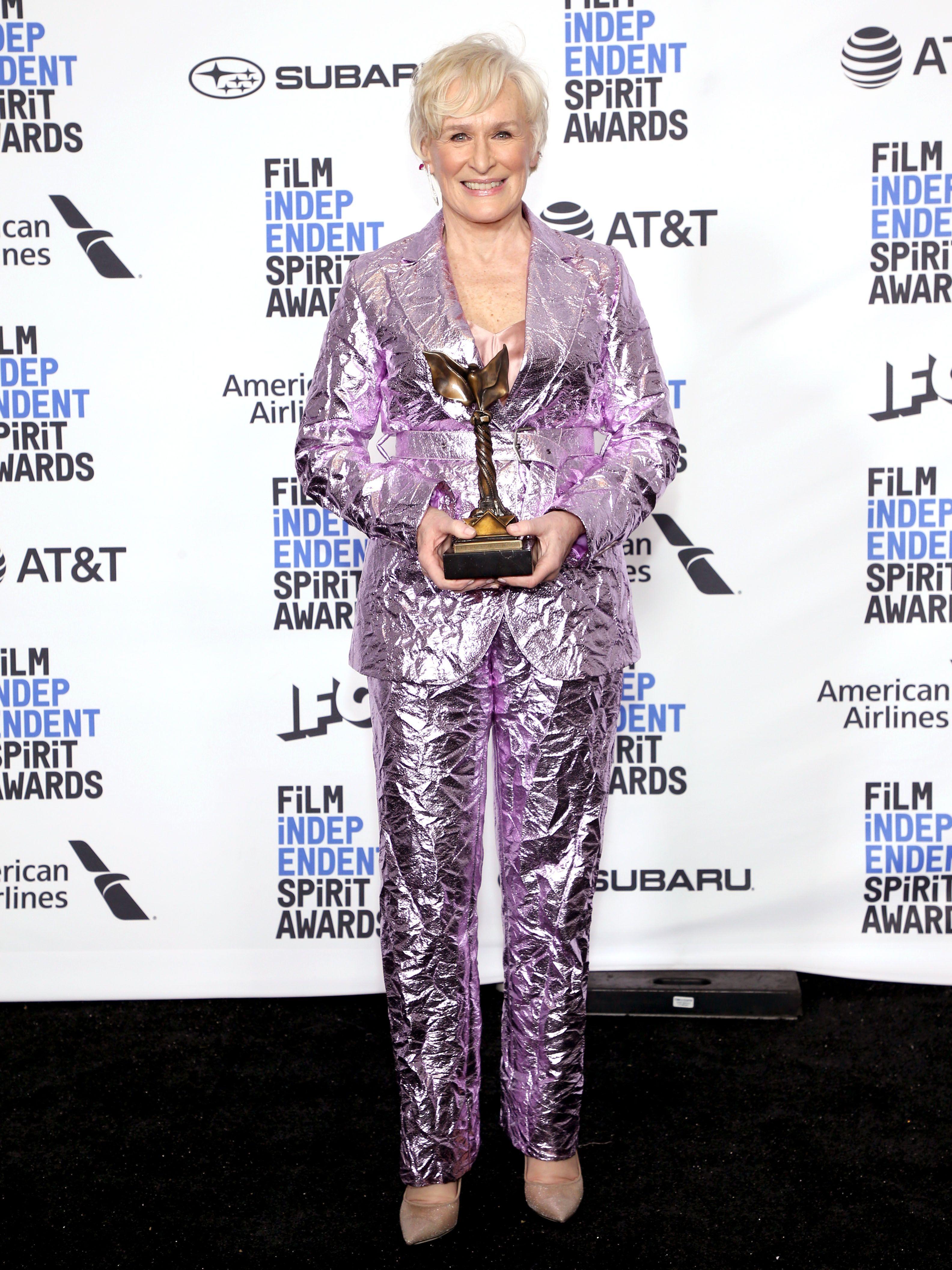 2019 Film Independent Spirit Awards  - Press Room
