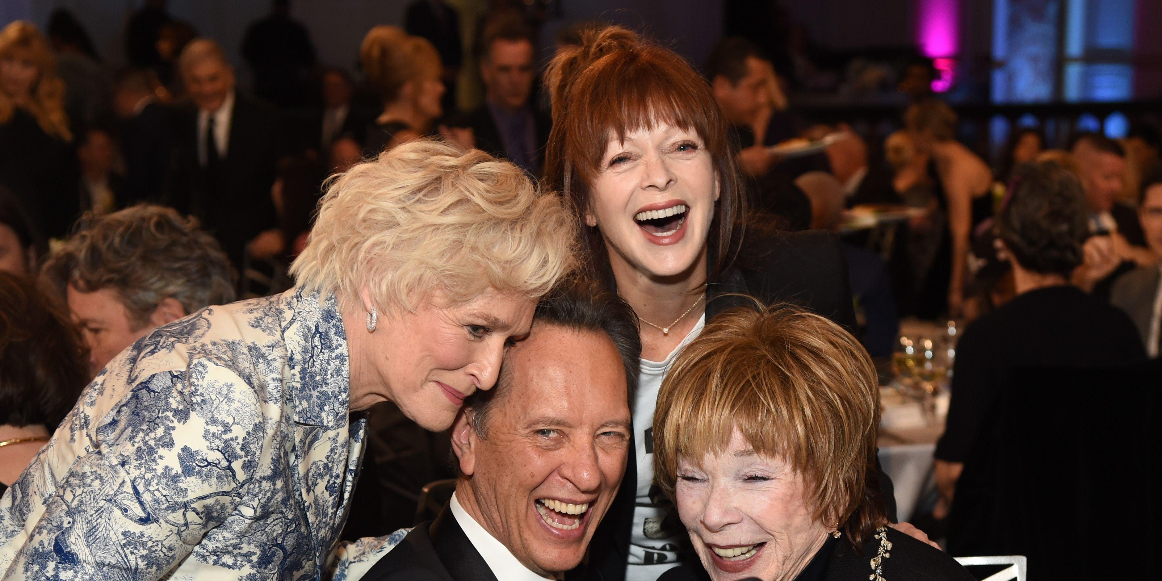 Richard E. Grant, selfies, Oscars, prijzen, awards season, Can YouEver Forgive Me, nominatie, Barbra Streisand