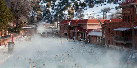 Glenwood Hot Springs — Glenwood Springs, Colorado