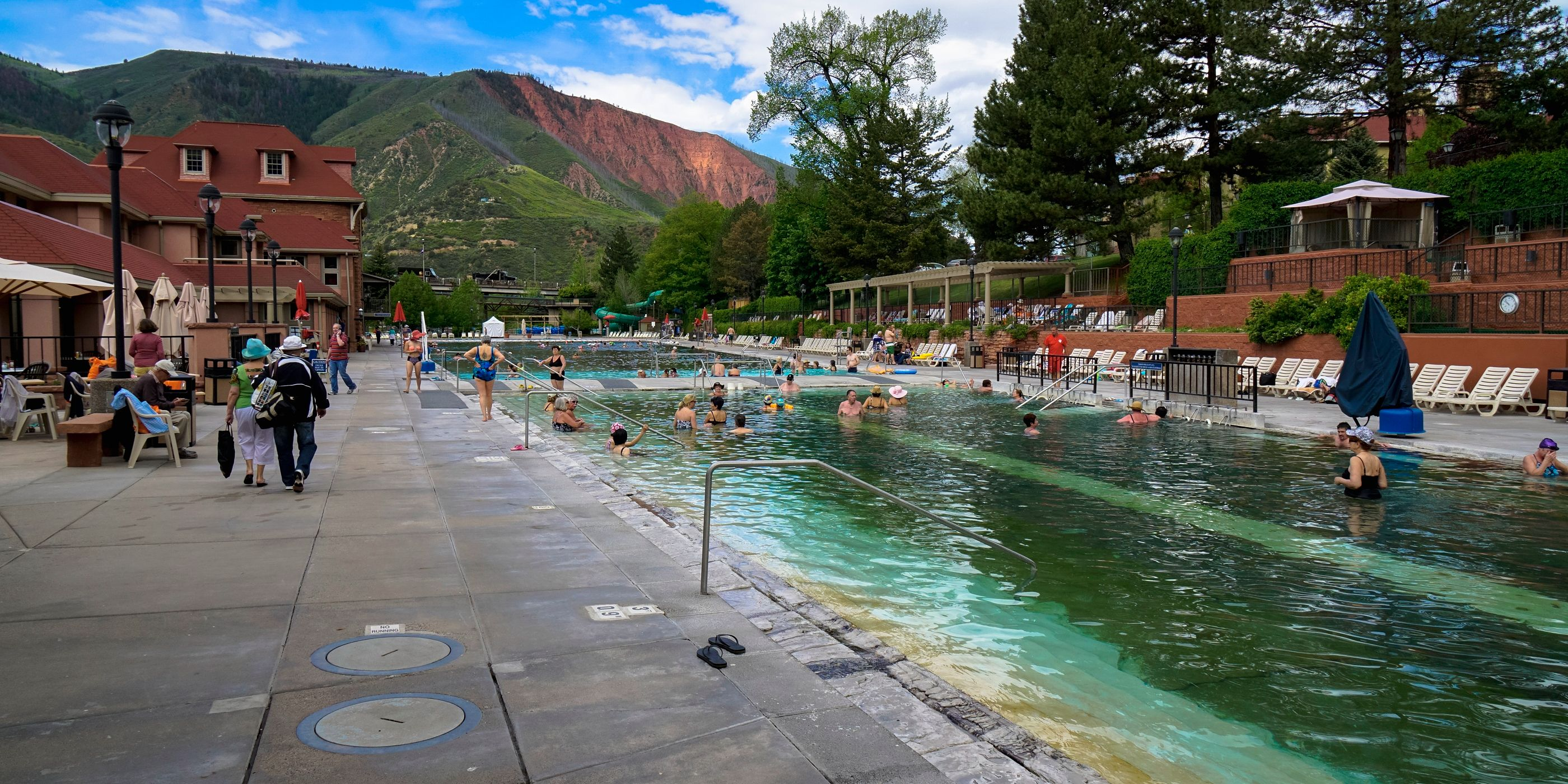 Glenwood Hot Springs — Glenwood Springs, Colorado