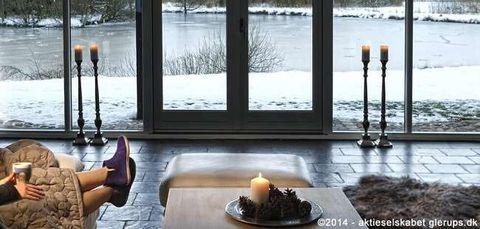 Room, Interior design, Table, Window, Home, Living room, Glass, Furniture, Interior design, Candle,