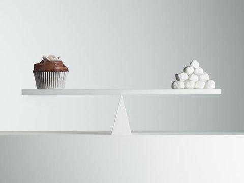 Cupcake, Dessert, Baking cup, Baked goods, Sweetness, Snack, Cake, Baking, Natural material, Dairy,