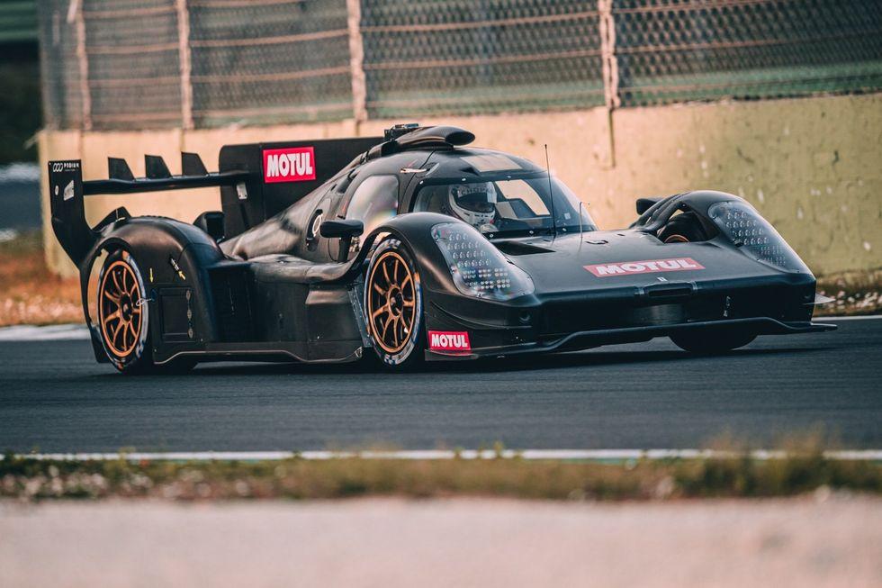 Glickenhaus 007 LMH: El rival de Toyota en Le Mans 2021 da sus primeros pasos en pista