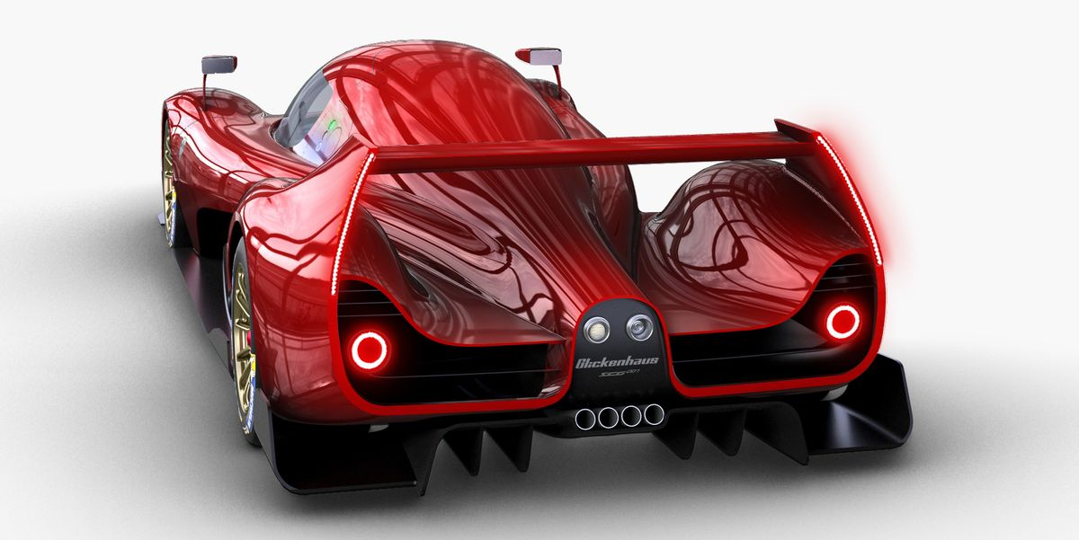 Glickenhaus Gets Closer to Sending Its 007 Hypercar to Le Mans