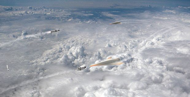 How Do You Stop a Hypersonic Weapon? DARPA Is Looking for the Answer