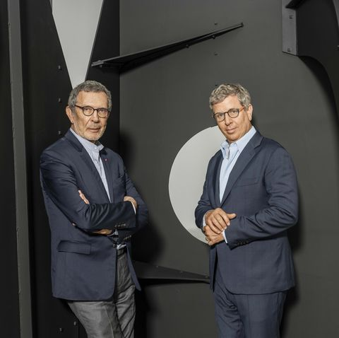 Arne and Marc Glimcher