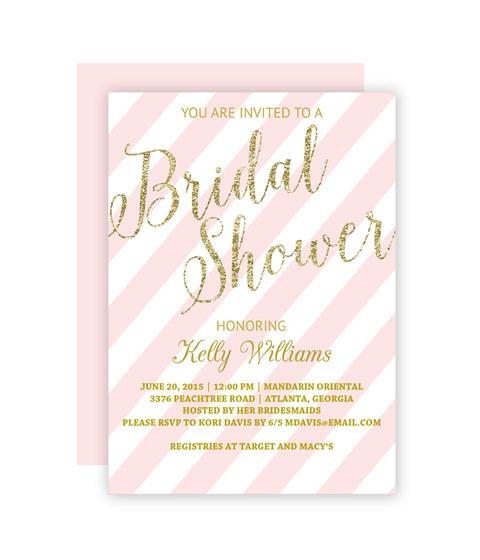20 Diy Bridal Shower Invitations Best