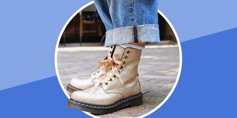 glitter boots best 2018