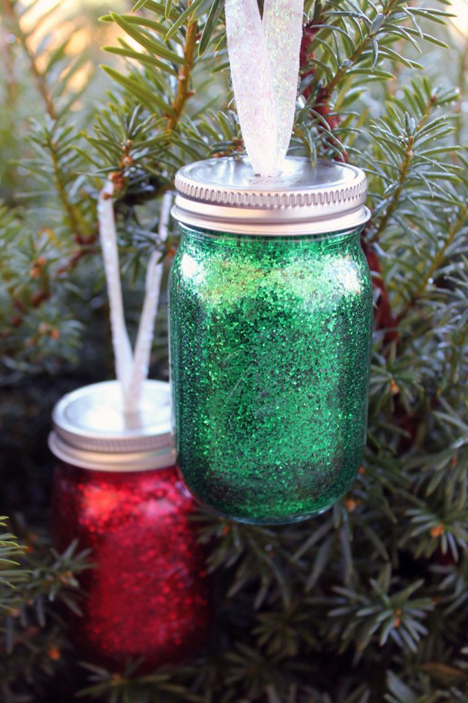 15 Mason Jar Christmas Crafts Christmas Crafts And Ideas Golfhr Info