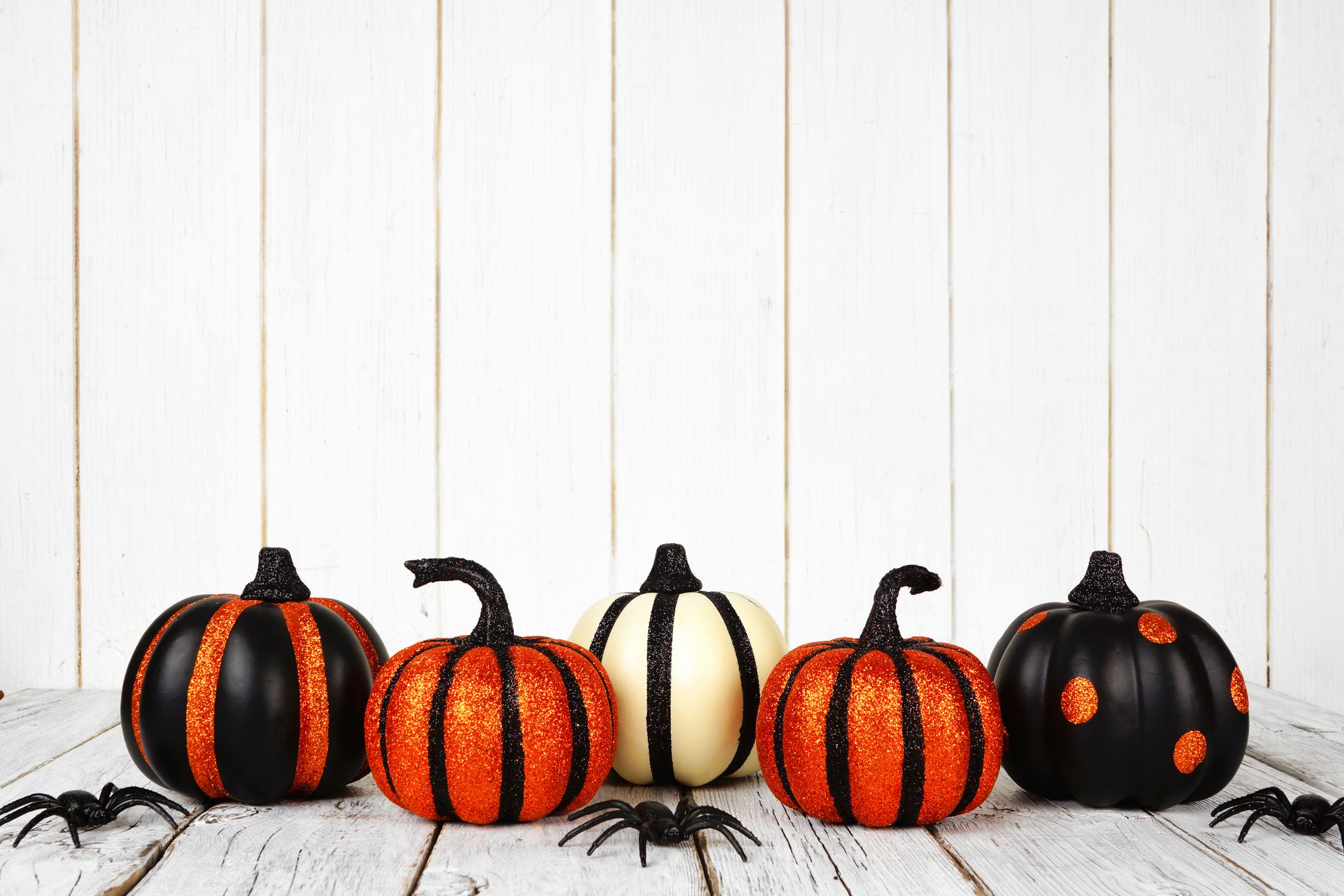 20 Best Glitter Pumpkins , Fun DIY Ideas for Decorating