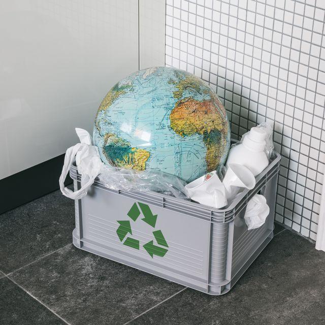 地球 リサイクル素材 エコ エコフレンドリー 環境 サステナブル