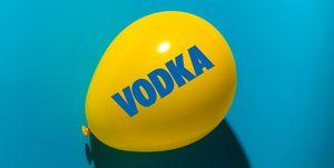 globo vodka inhalado