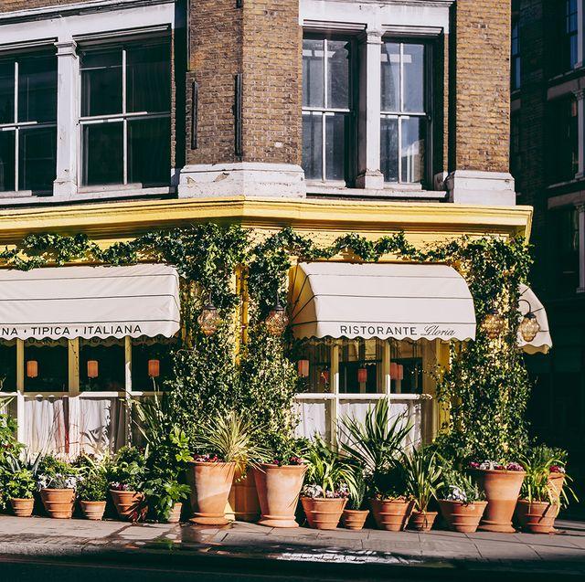 Best Exterior Design App: Best Italian Restaurants In London
