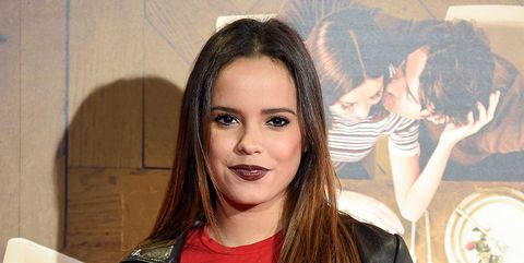 Gloria Camila en la presentación de la película 'Perfectos Desconocidos'