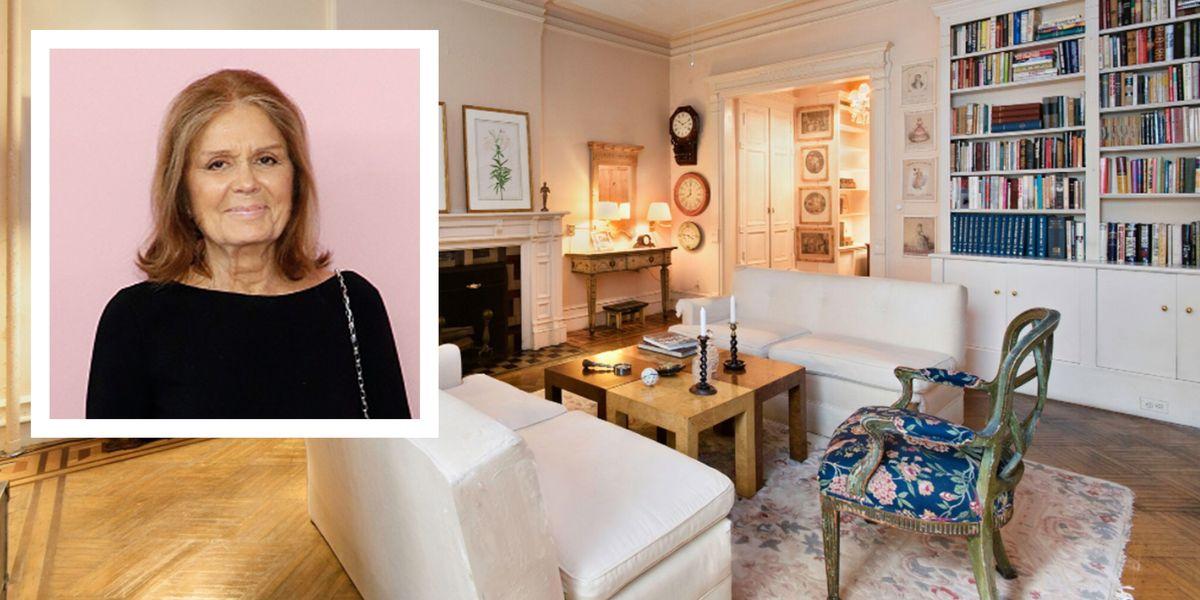 Gloria Steinem Nyc Apartment Gloria Steinem Buys A Third