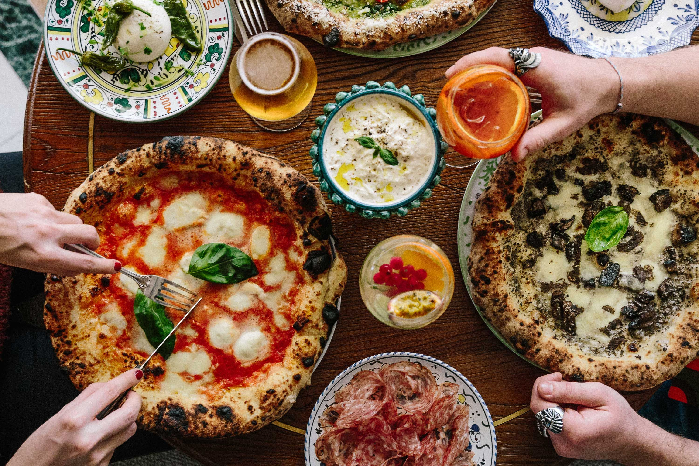 Gloria pizza