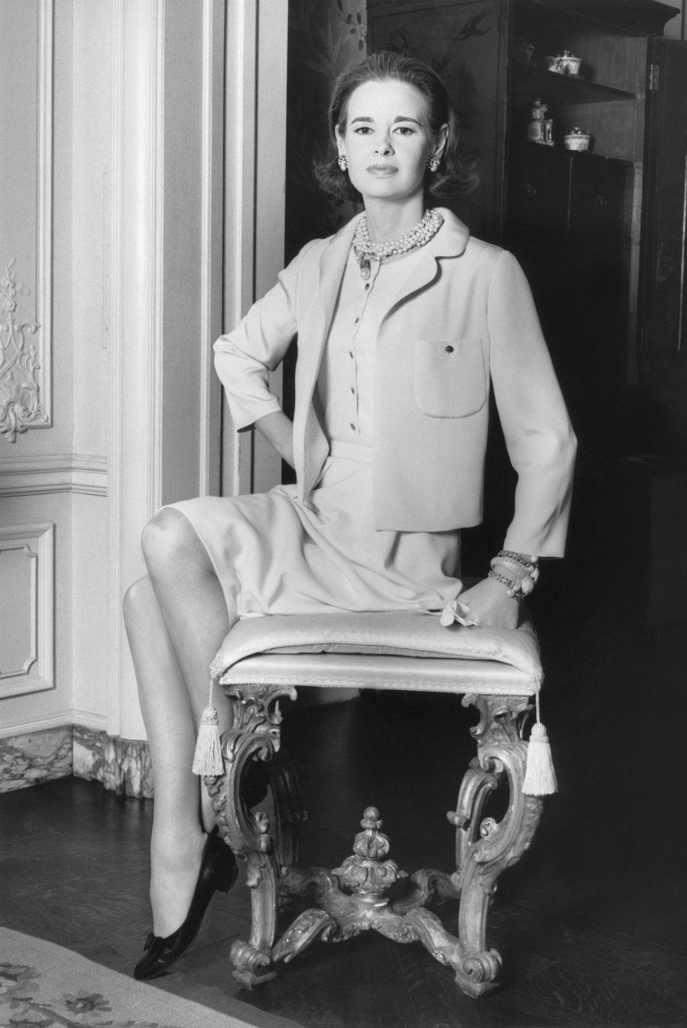 Inside Gloria Vanderbilt's Childhood Home
