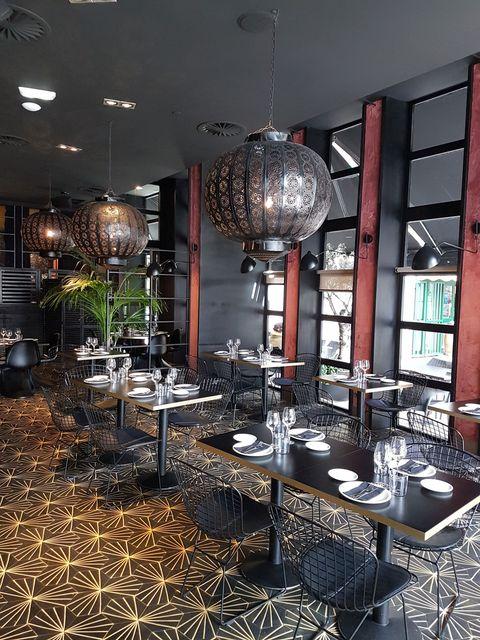 Restaurante Gloria, Gijón