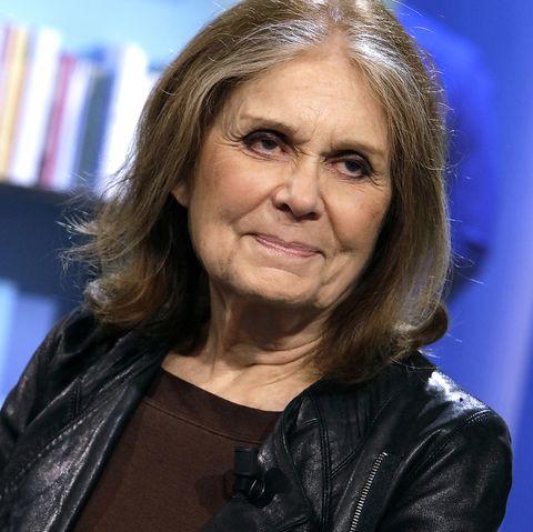 Gloria Steinem Portrait Session
