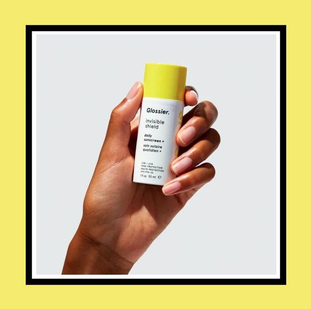 best running sunscreen glossier
