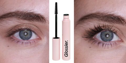 a2955b2426f Glossier Lash Slick Mascara Picture Review: Is it worth the hype?