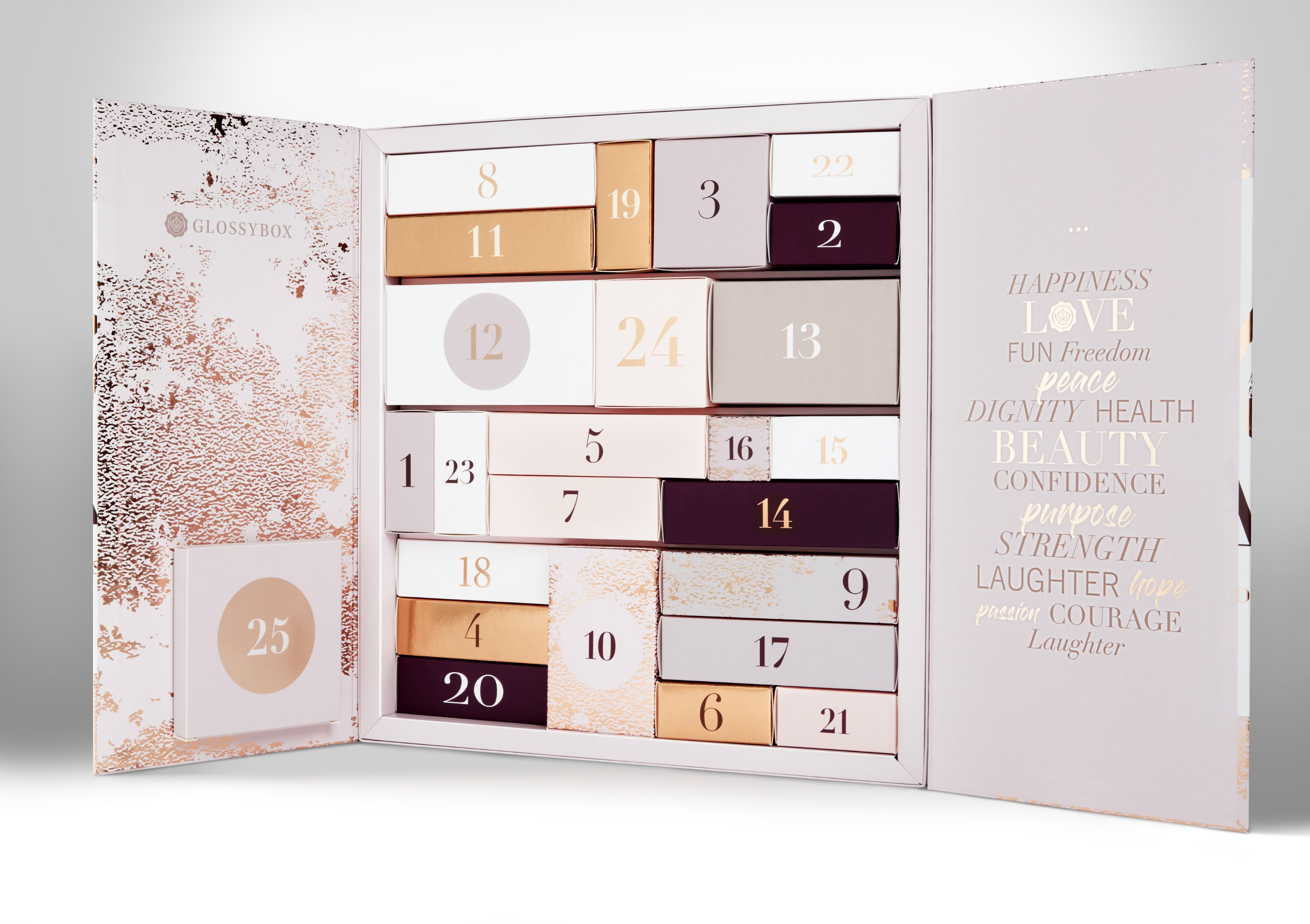 beauty advent calendar 2018 best makeup advent calendars for christmas