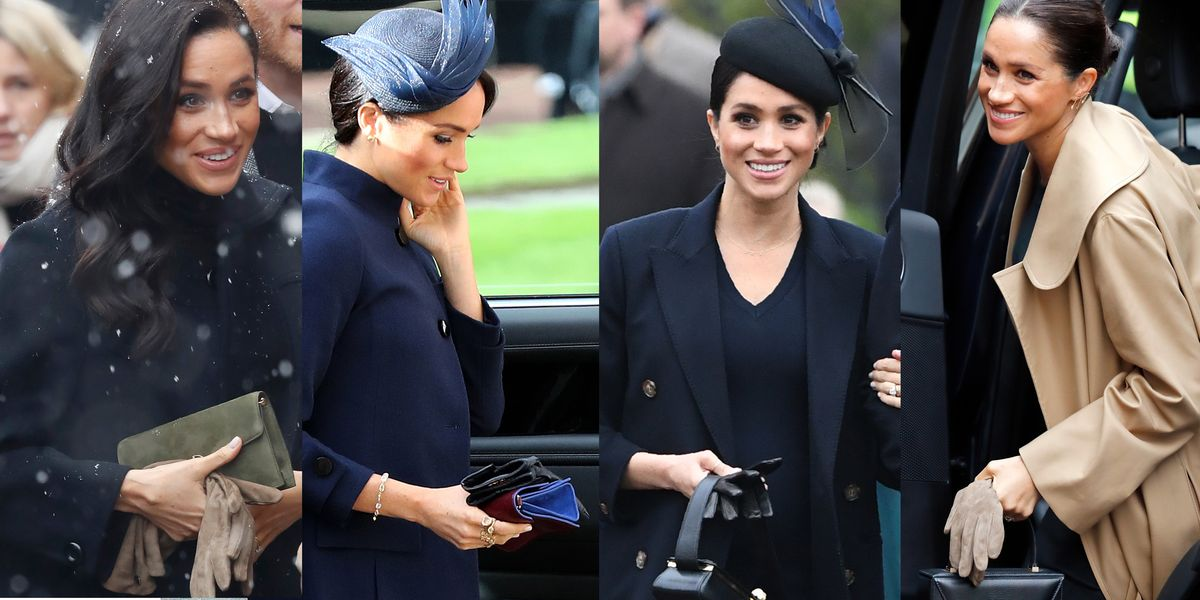 Why Doesn T Meghan Markle Wear Gloves Meghan S Holding