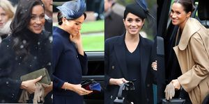 meghan markle gloves