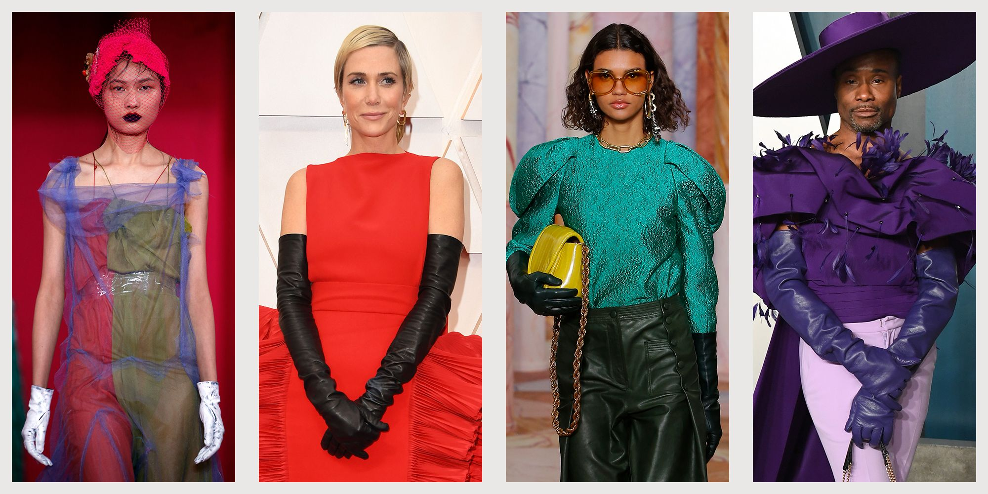 Why Celebrities Fashion Designers Are Making Gloves A Big Trend