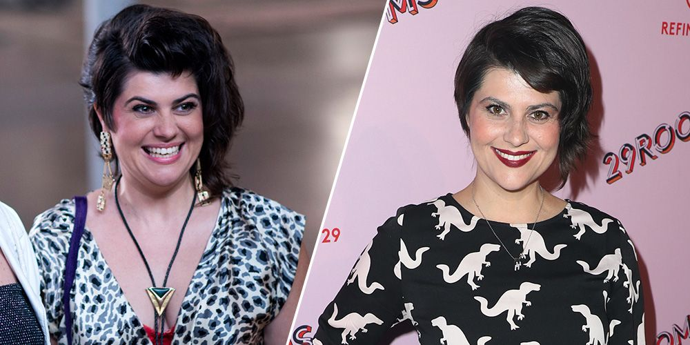 What the 'GLOW' Cast Look Like on the Show vs IRL - Glow on