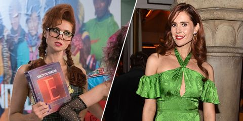 What The Glow Cast Look Like On The Show Vs Irl Glow On Netflix