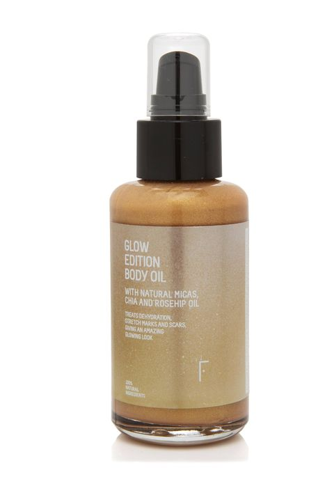 glow edition body oil de freshly cosmetics