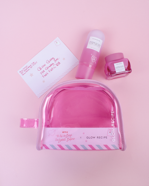 """Glow Recipe Is Launching a """"To All the Boys I've Loved Before"""" Skincare Set"""