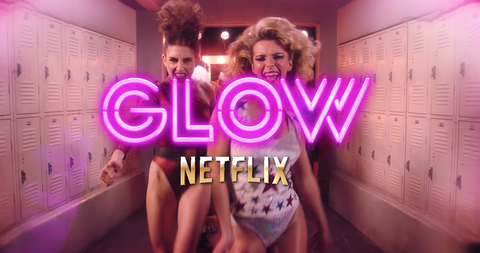 glow segunda temporada netflix