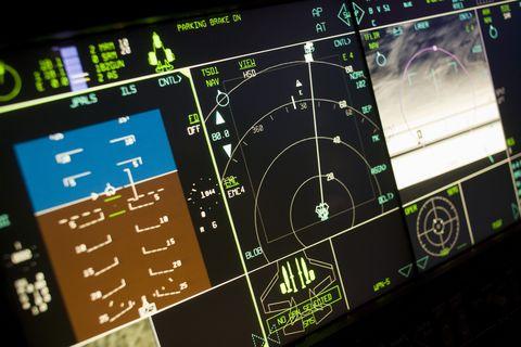 militares británicos lockheed martin f 35 pantallas de cabina