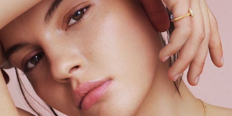 skincare close-up