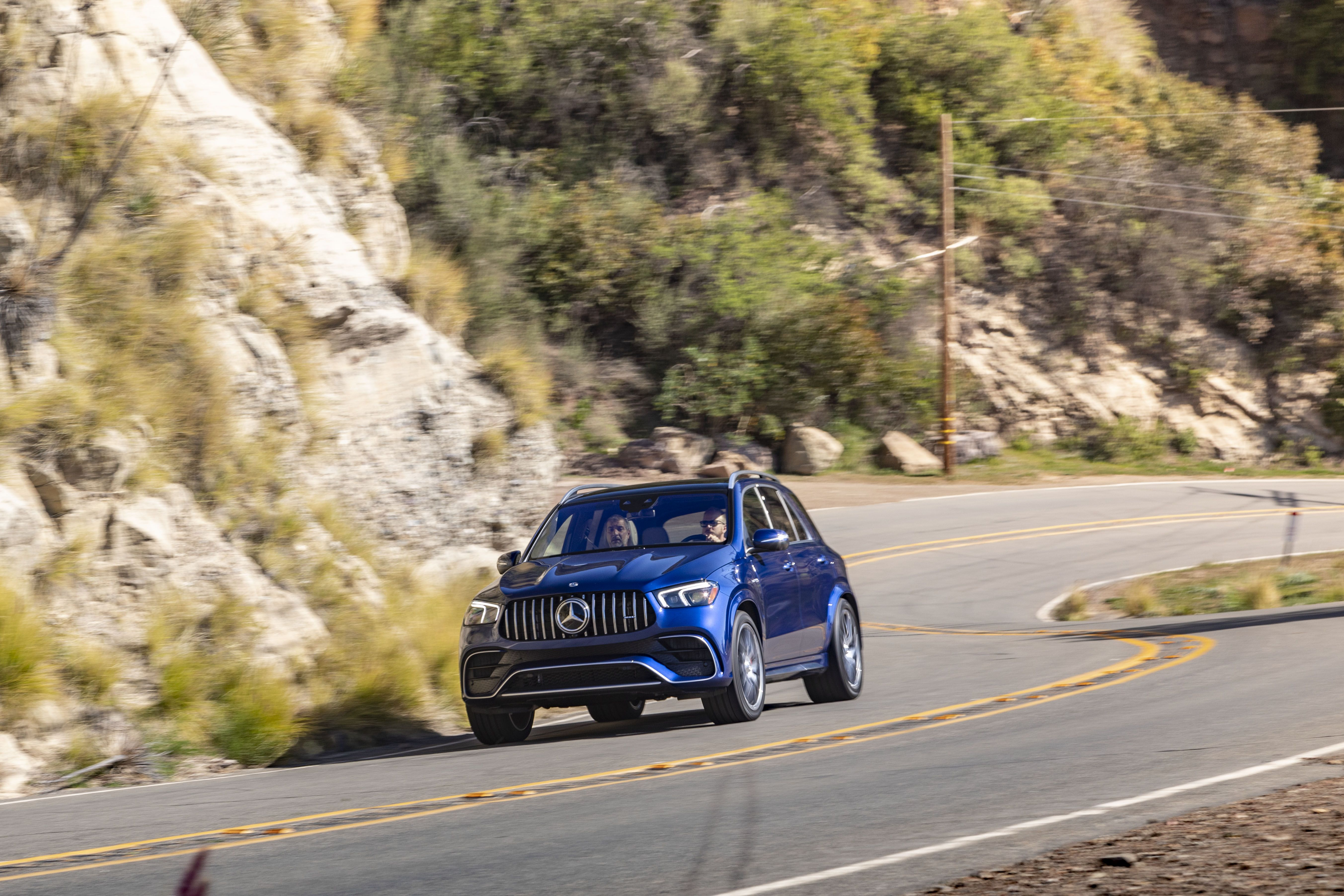 2021 Mercedes Amg Gle 63 S Is A Mad Crossover Suv