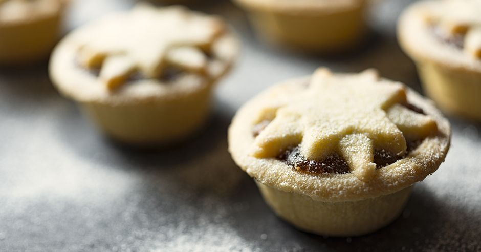 Buy the best gluten-free mince pies this Christmas