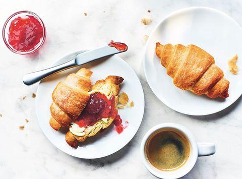 Marks & Spencer gluten-free croissants