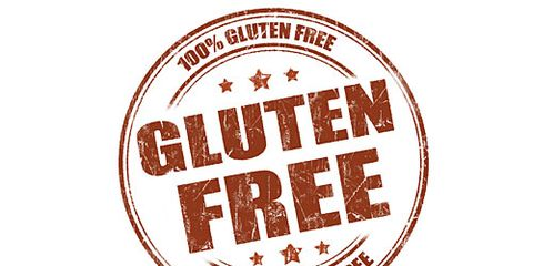 Gluten Free Label Thingy