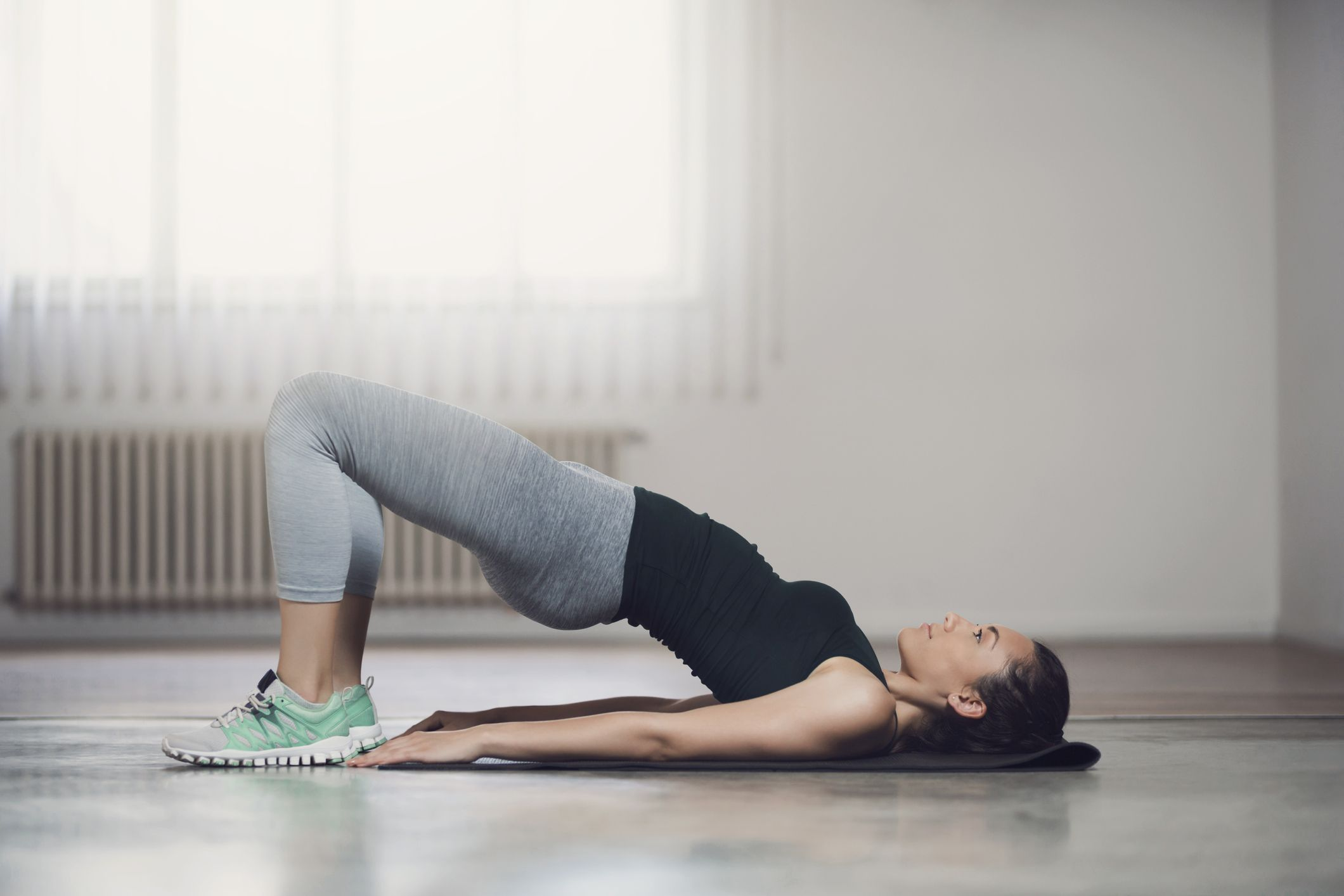 Tone Your Legs + Abs in this 20-Minute Workout