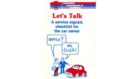 let's talk 1979 gm noise analysis pamphlet