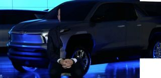 gm chevy electric truck