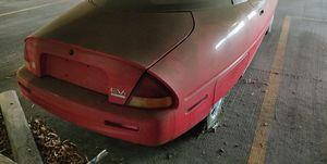 GM EV1 abandonado