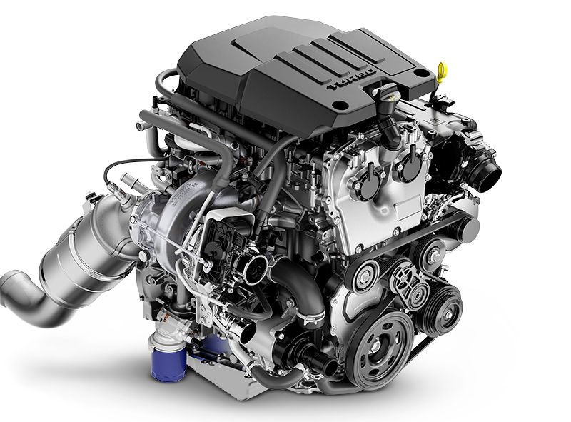 General Motors Is Pushing The Limits Of The Four Cylinder Engine