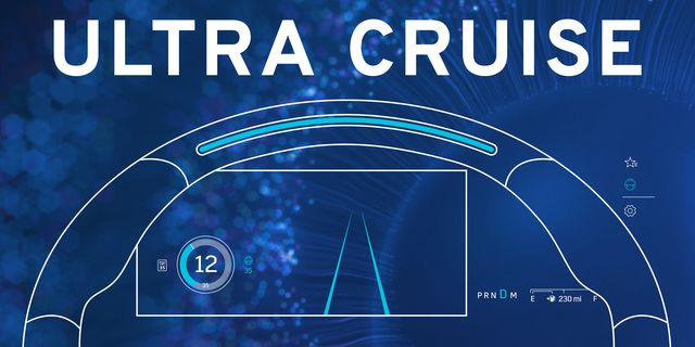 general motors ultra cruise