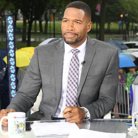 'GMA' Star Michael Strahan Posted a Trash-Talking Video and Instagram Is Now Freaking Out