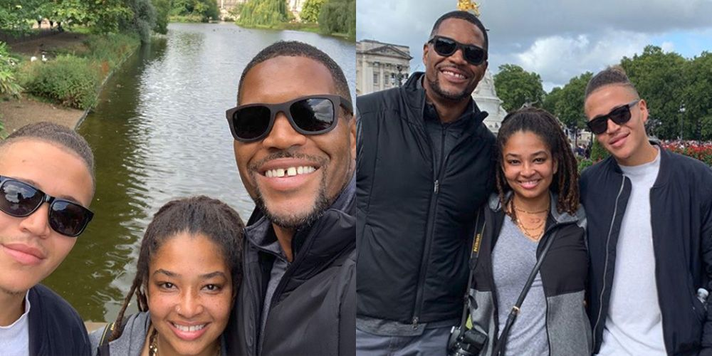 'GMA' Star Michael Strahan Shares a Rare Selfie With His Daughter on Instagram